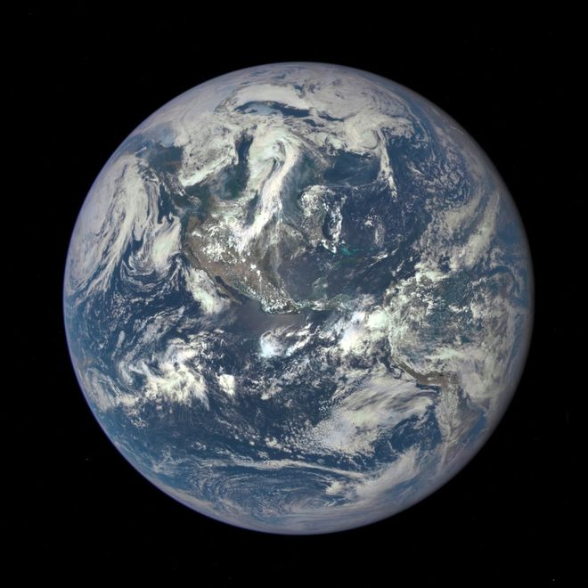 Blue marble - Earth