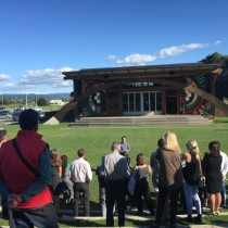 Tuhoe Living Building