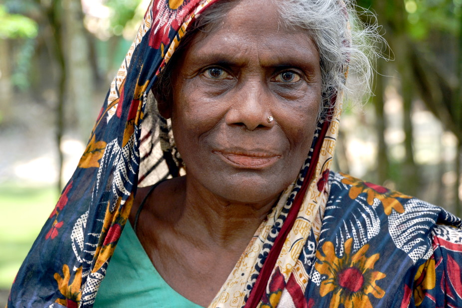 Bhokul has faced the loss of her family's land, and the loss of their income. Now climate change threatens her livelihood even more. Sonja Ayeb-Karlsson/UNU-EHS, Author provided