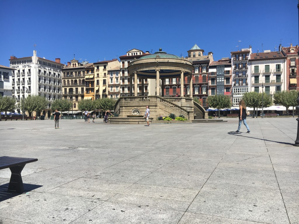 Day 4: Pamplona