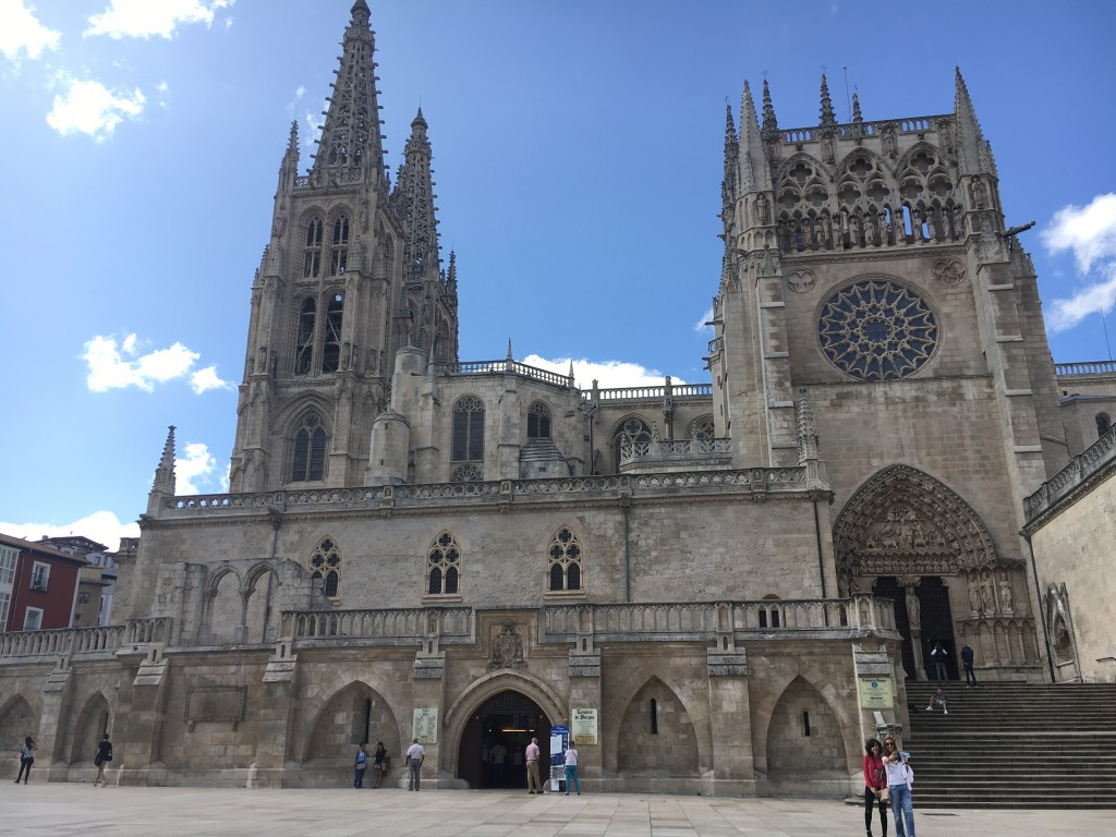 Cathedral of Santa Maria, Burgos